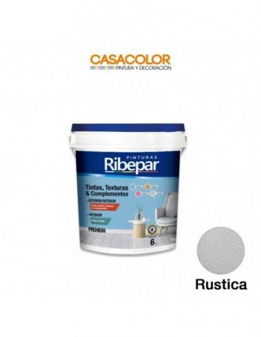 RIBEPAR TEXTURA RUSTICA BLANCO