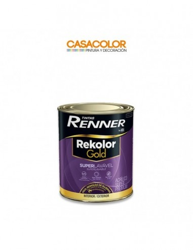 REKOLOR GOLD S.AC BRANCO BASE PASTEL